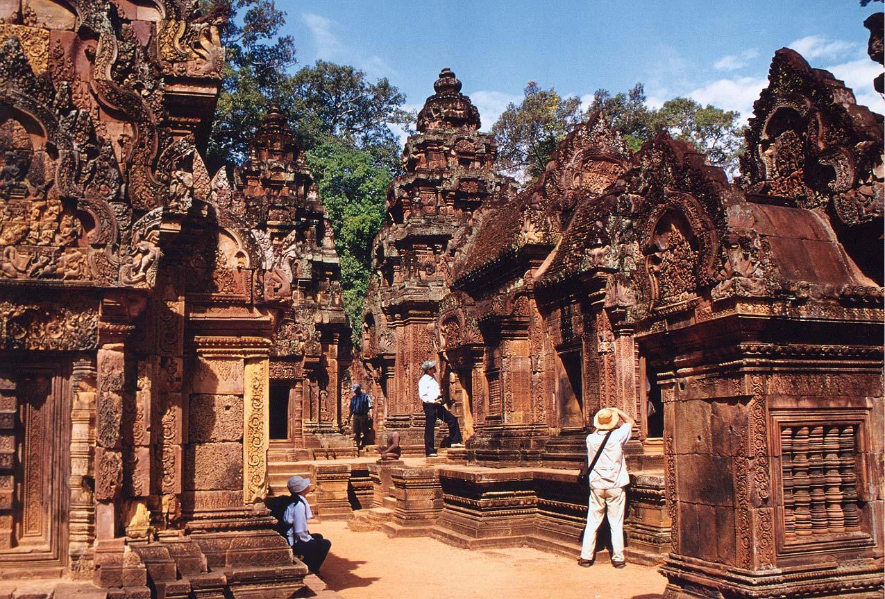 Resultado de imagem para Banteay Srei